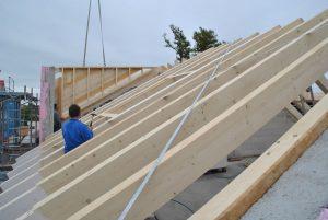 Dach Holzbau Zimmerei Sterr