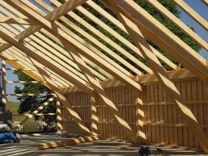 Holzbau Dachdeckerei Zimmerei Sterr