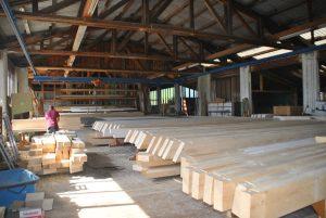 Holzbau  Zimmerei Sterr